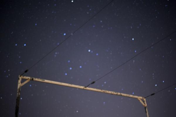 la nuit lente